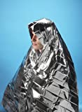 5 x Foil Survival-Decke, reflektierend, Erste Hilfe -