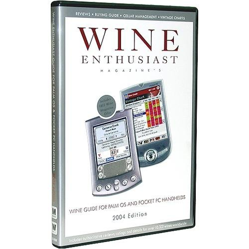 Landware Inc Wine Enthusiast Guide 2005 for Palm / Pocket PC