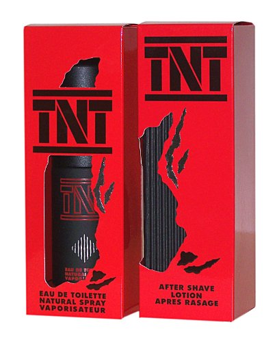 TNT 2 tlg. Setangebot: After Shave Lotion 50 ml + Eau de Toilette Spray 50 ml