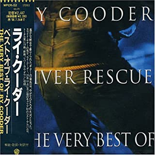 River Rescue: The Very Best Of Ry Cooder Japan