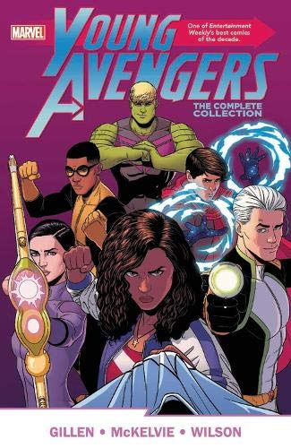young avengers vol 1 - 3