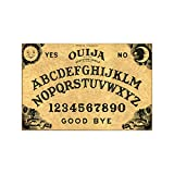 Quick Drying Waterhog door Mat - Personalize with Ouija Board Doormat