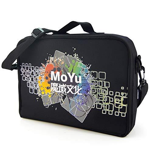 Gobus MoYu Cubos Storage Bag Estuche portátil Cubo Bolsa de Almacenamiento Bolso portátil y una Sola Bolsa de Hombro para Cubos mágicos Juego Turismo Viajar