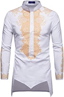Best all white african outfit Reviews