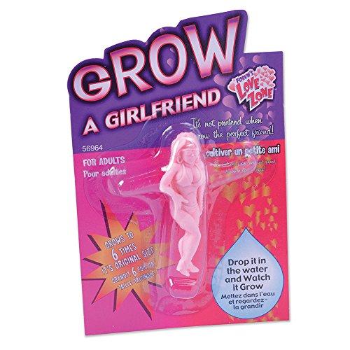 Bristol Novelty SG287 Grow A Girlfriend Kit Jouet pour Adulte Taille Unique