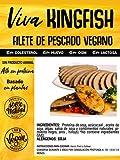 VIVA PLANTA RODAJAS DE PESCADO (VEGANO) 300g | Sin Gluten | Vegan | Sin carne | 100% Vegetal | Plant Based | Sin Gluten