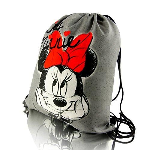 Disney Original Minnie Mouse DREAM COLLECTION mädchen kordelzug schuhbeutel rucksack HOHE QUALITÄT