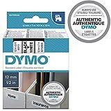 DYMO D1 étiquettes autocollantes, impression en noir sur fond blanc,...