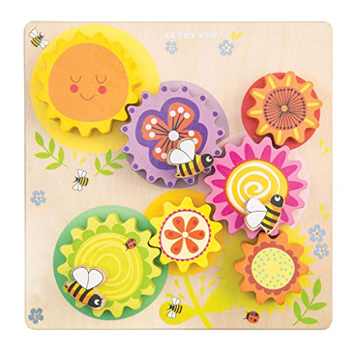 Le Toy Van Petilou Busy Bee Learning ingranaggio e Set