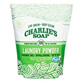 Charlies Soap  Fragrance Free Laundry Powder