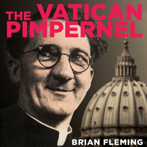 The Vatican Pimpernel audiobook cover art