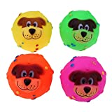 Juguete pelota para perro, suave, para entrenamiento de perros