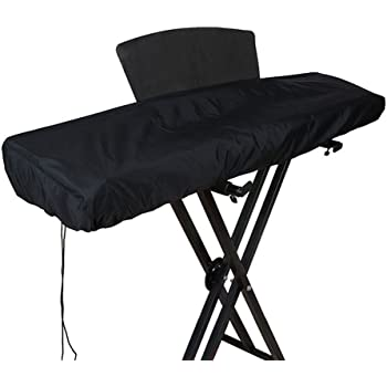 On Stage KDA7088B 88-Key Electronic Keyboard Dust Cover Black