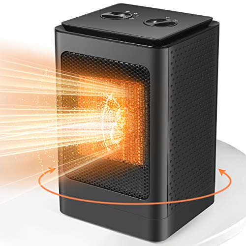 Electric Ceramic Heater with Over Heat Protection
