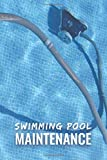 Swimming Pool Maintenance: Easy Pool Cleaning Record With This Customized DIY Pool Maintenance Checklist; Pool Maintenance Book; Swimming Pool ... Pool Cleaning Accessories Kit Journal