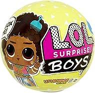 Boys LOL Surprise Doll Serie 3, 7 Surprises