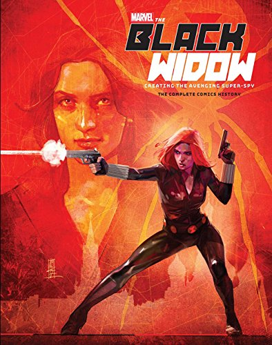 Marvel's The Black Widow: The Complete Comics History