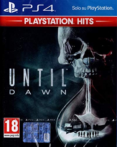 Until Dawn PS4 [