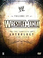 Wwe: Wrestlemania Anthology 4 [DVD]