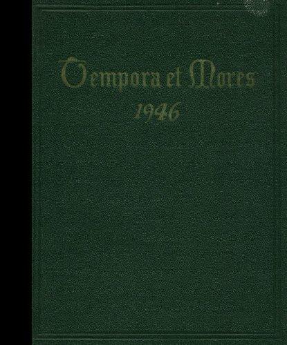 (Reprint) 1946 Yearbook: Wardlaw-Hartridge High School, Edison, New Jersey