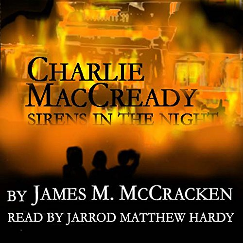 Charlie MacCready audiobook cover art