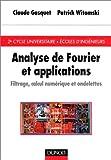 Analyse de Fourier et applications - Filtrage, calcul numérique et ondelettes