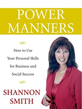 Hardcover Power Manners Book