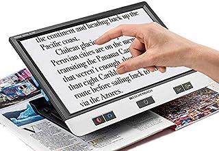 FidgetKute Eschenbach Visolux Digital XL FHD Loupe vidéo Portable Couleur HD 30,5 cm, Voir Image, Un