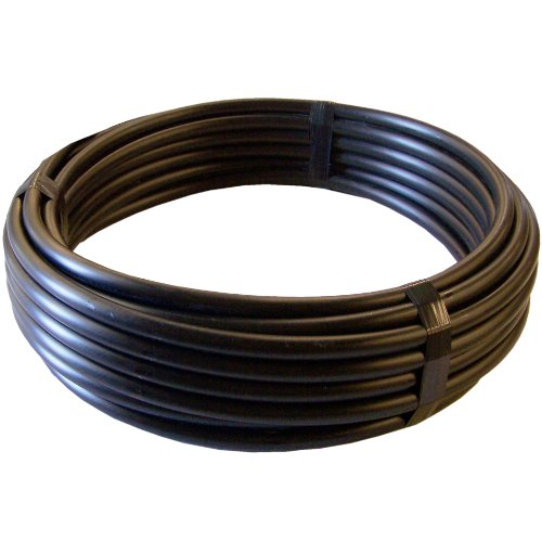 Genova Products 910071 3/4-Inch x 100-Foot 100 PSI Poly Cold Water Plumbing/Irrigation Pipe Tubing Roll