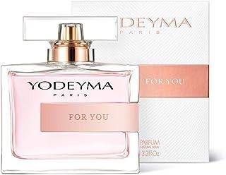 Yodeyma - Perfume para mujerFor You: Eau de parfum en frasco de 100ml