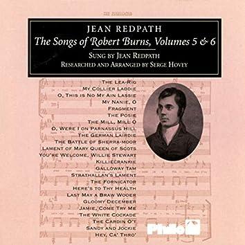 The Songs Of Robert Burns, Volumes 5 & 6