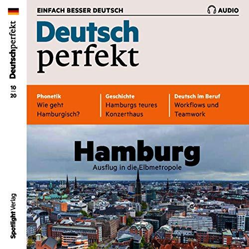 Deutsch perfekt Audio 10/2020 Titelbild