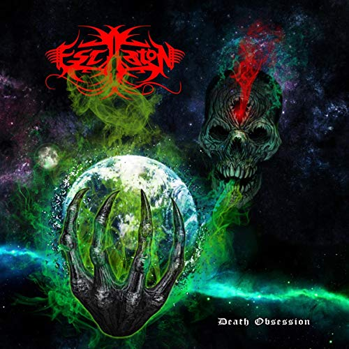 Death Obsession (6 panel digipak)