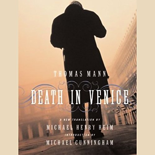 Death in Venice     A New Translation by Michael Henry Heim              By:                                                                                                                                 Thomas Mann                               Narrated by:                                                                                                                                 Simon Callow                      Length: 3 hrs and 9 mins     Not rated yet     Overall 0.0