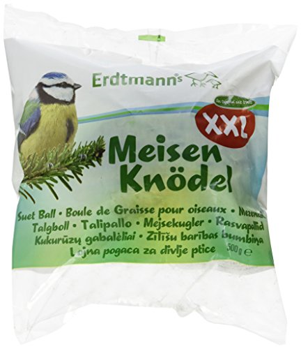 Erdtmanns Meisenknödel XXL, 12er Pack (12 x 500 g)