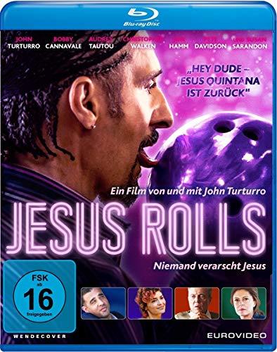 Jesus Rolls [Blu-ray]