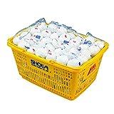 Lucent(ルーセント) アカエムボールカゴ入り(公認球) 白 10ダース(120個) M-30030 白