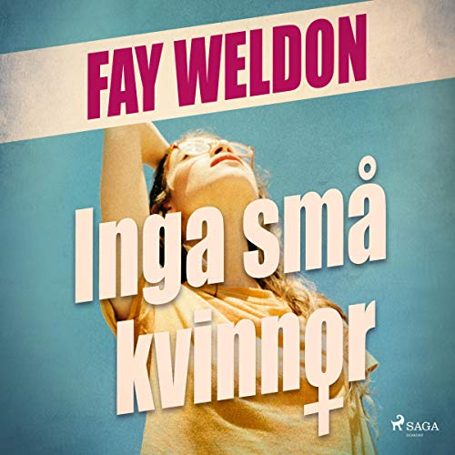 Inga små kvinnor audiobook cover art