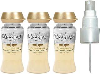 Personal Beauty Kerastase Fusio-dose Concentre Densifique Intensive Bodifying Treatment 3 Vials With Pump, 15 Oz