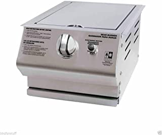 Charmglow Gas Grill Natural Gas Built in/Drop in High Output Sear Burner Stainless Steel