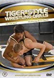 Tiger Style Wrestling Drills: On the Mat DVD - Learn to Wrestle from NCAA College Coach Brian Smith