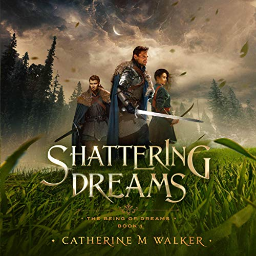 Shattering Dreams audiobook cover art