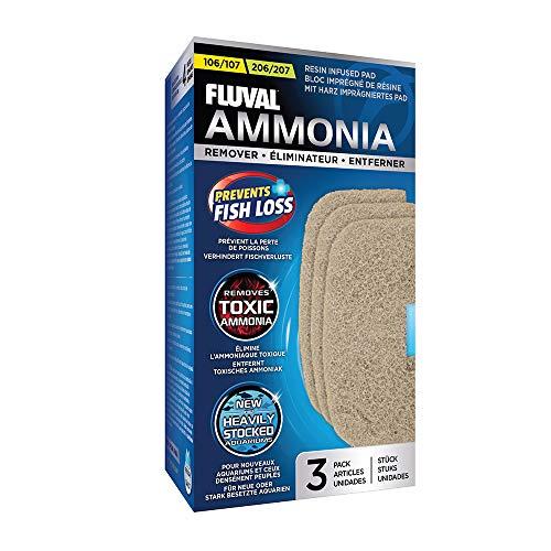 Fluval A257 Ammoniak Entferner Für Den Fluval 107 Und 207 Außenfilter