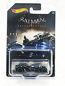 Hot Wheels, 2015 Batman, Batman 1989 Movie Batmobile Exclusive Die-Cast Vehicle #2/6