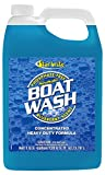 Star brite Concentrated Boat Wash - Biodegradable, Phosphate-Free, 1 Gallon