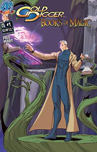 Gold Digger Books of Magic #1 (English Edition)