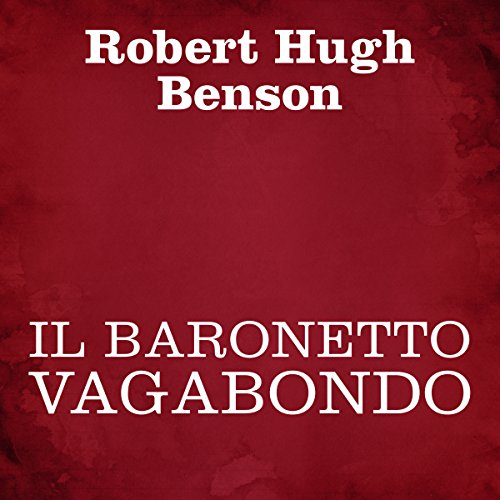 Il Baronetto vagabondo audiobook cover art