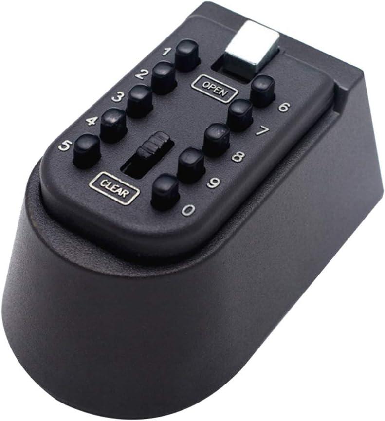 IMIKEYA Wall Mounted Key Holder Combination Push Box New product type Purchase Button