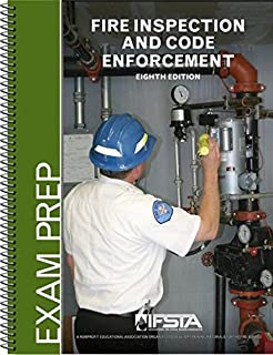 Exam Prep for Fire Inspection and Code Enforcement, 8th ed