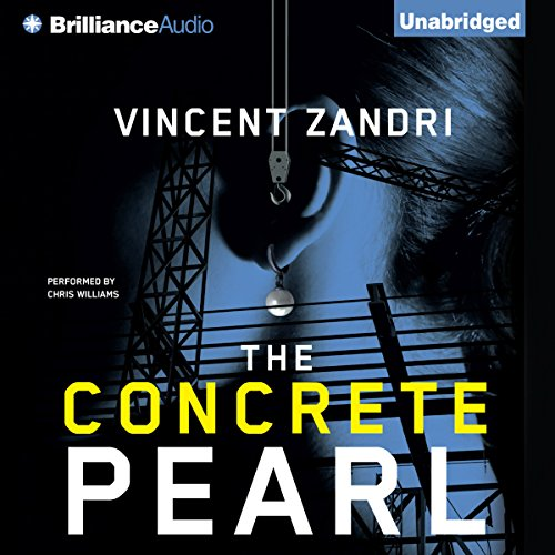 The Concrete Pearl audiobook cover art